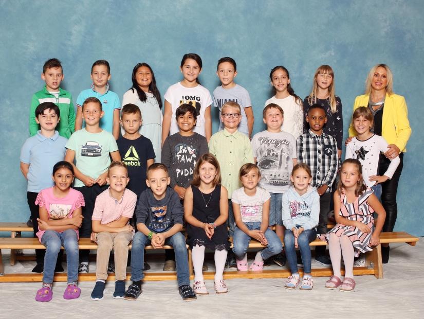 Schuljahr 2019/2020  3.Klasse  Klassenlehrerin DIPLPÄD Sabine Holzer